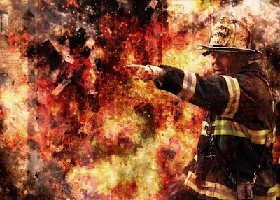 Jenis Kebakaran yang Sukar Dipadamkan oleh Pemadam Kebakaran