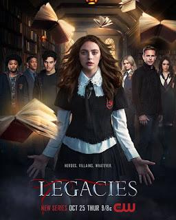 Legacies Temporada 2