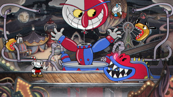 Cuphead PC Full Version Screenshot 3