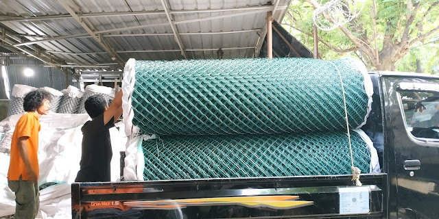 Pabrik Kawat Harmonika PVC Jakarta