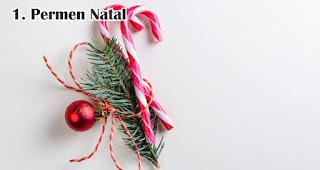 Permen Natal merupakan salah satu hadiah natal terbaik untuk anak-anak