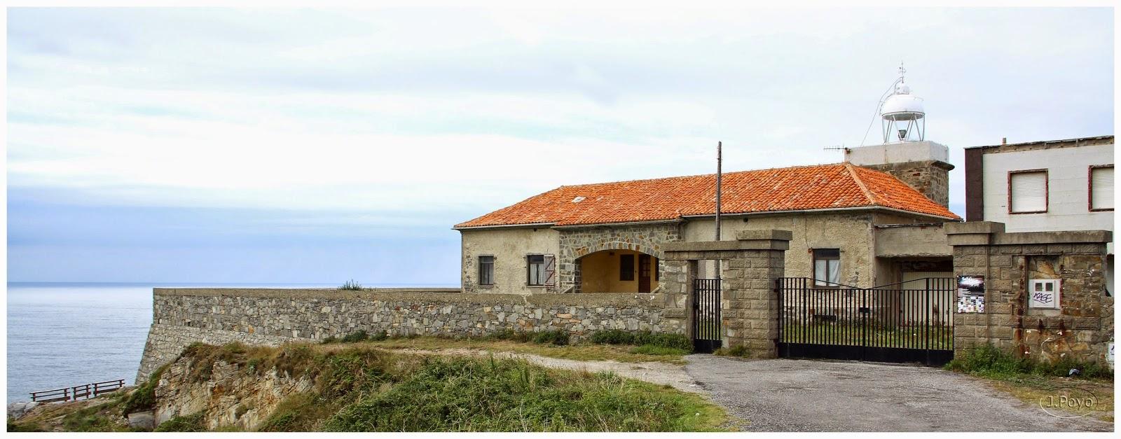 Faro Vidio, Asturias