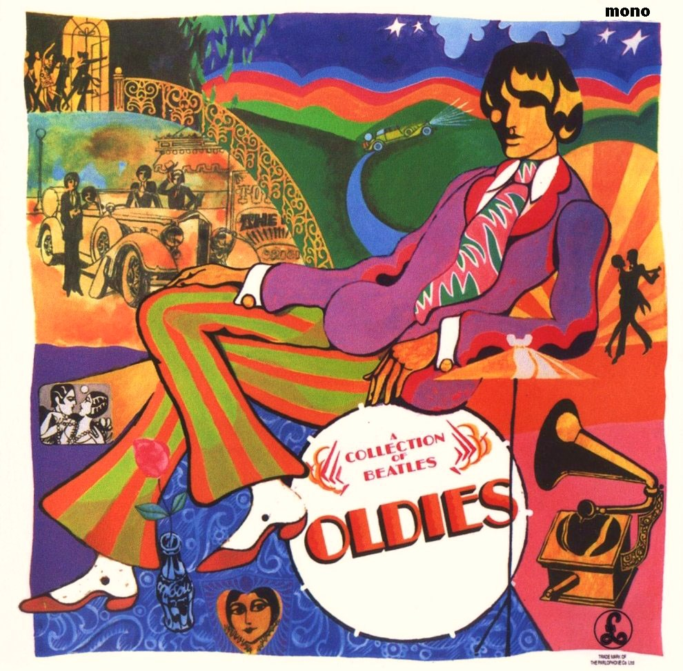 The Beatles Illustrated UK Discography: A Collection Of Beatles Oldies (But  Goldies) (10 December 1966) Parlophone PMC 7016