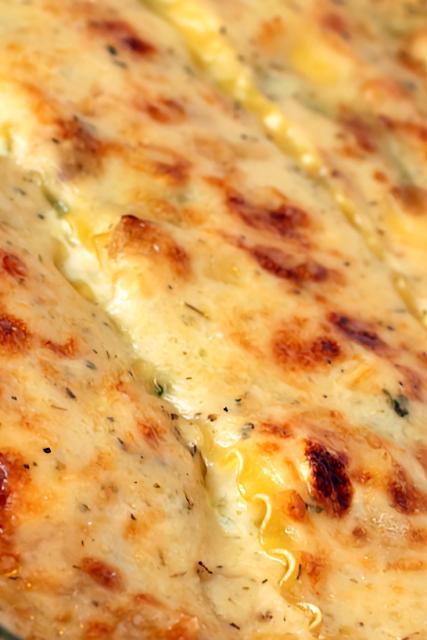 Creamy White Chicken Lasagna Recipe