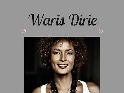 Inspirująca postać - pisarka, aktorka, modelka, ambasadorka ONZ