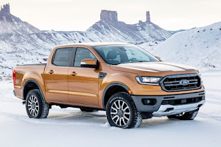 Ford Ranger SuperCrew (2019 North American Spec) Front Side