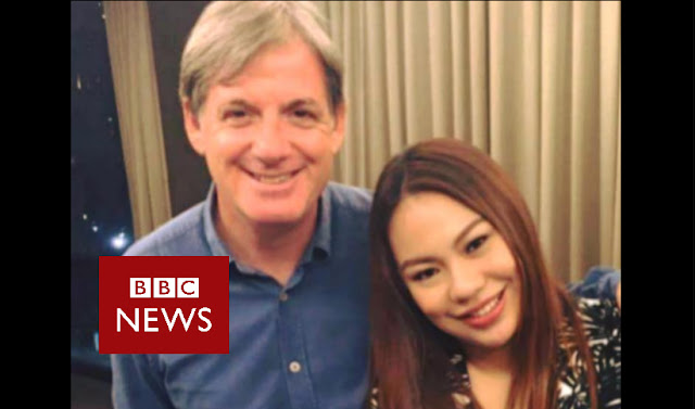Krizette shares her experience with BBC host who fairly depicted Duterte's drug war