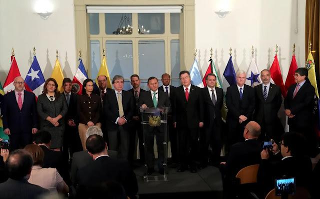 Dos años del Grupo de Lima: buenas intenciones, pocos resultados