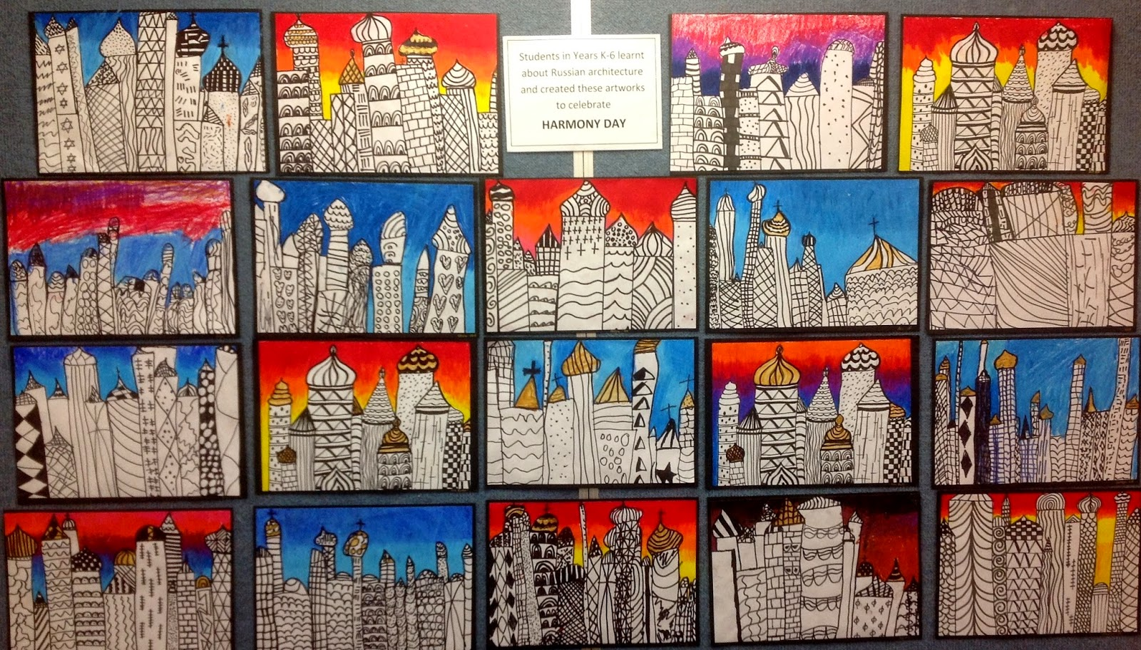 Art With Mrs Baker Russian Architecture
