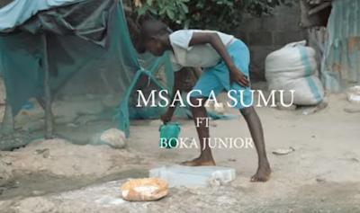NEW VIDEO Msaga Sumu Ft Boka Junior – Maua Mp4 Download