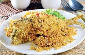 Resep Ikan Pindang Goreng Telur