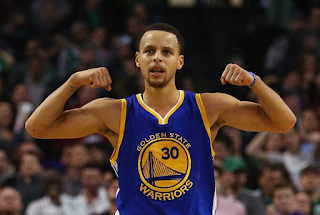 What Does Steph Curry's Tattoo On His Bicep Mean?