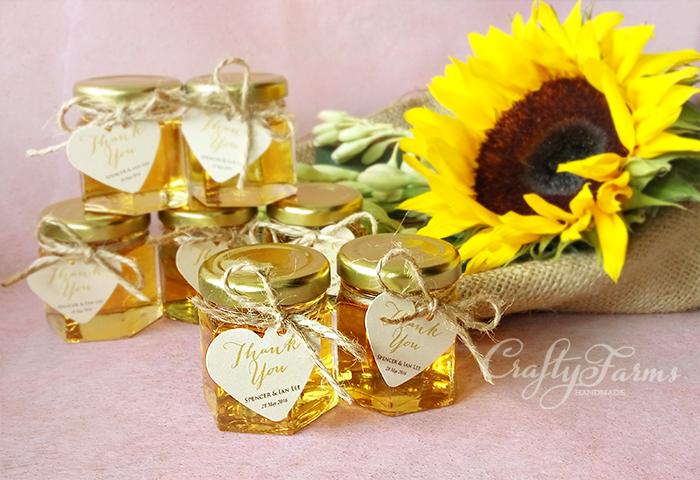 Wedding Card Malaysia Crafty Farms Handmade Rustic Themed Honey
