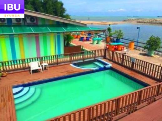 Mabohai Resort Klebang Melaka swimming pool