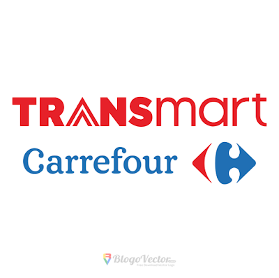 Transmart Carrefour Logo Vector