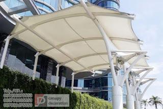 Tenda membrane bekasi | mengerjakan tenda membrane di bekasi