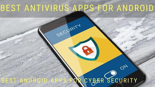 Best 3 mobile antivirus, antimalware app for android 2020