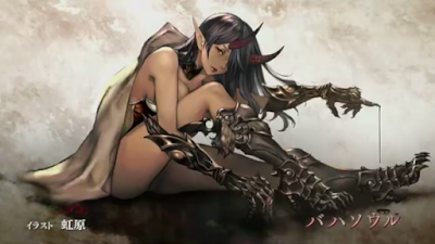 アニメ「バハソウル」7話感想:アザゼル様・・・何を見ておられるのですか?