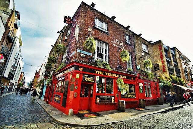 Bares e Pubs de lua de mel em Dublin
