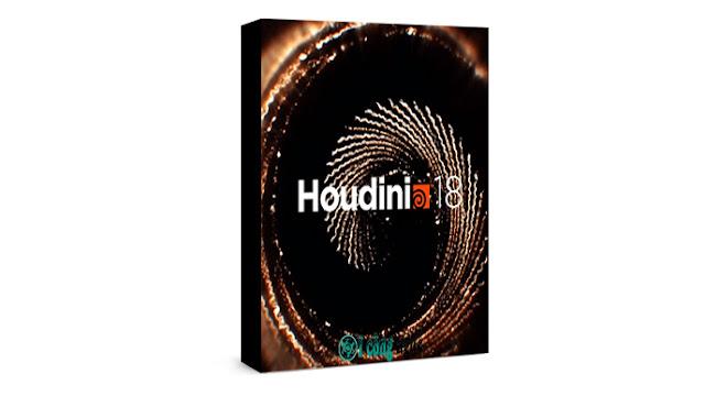 تحميل برنامج SideFX Houdini 18 كامل مع التفعيل