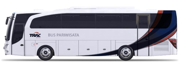 Bus Pariwisata TRAC To Go