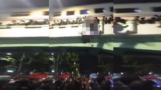 Video Detik-detik Insiden Berdarah