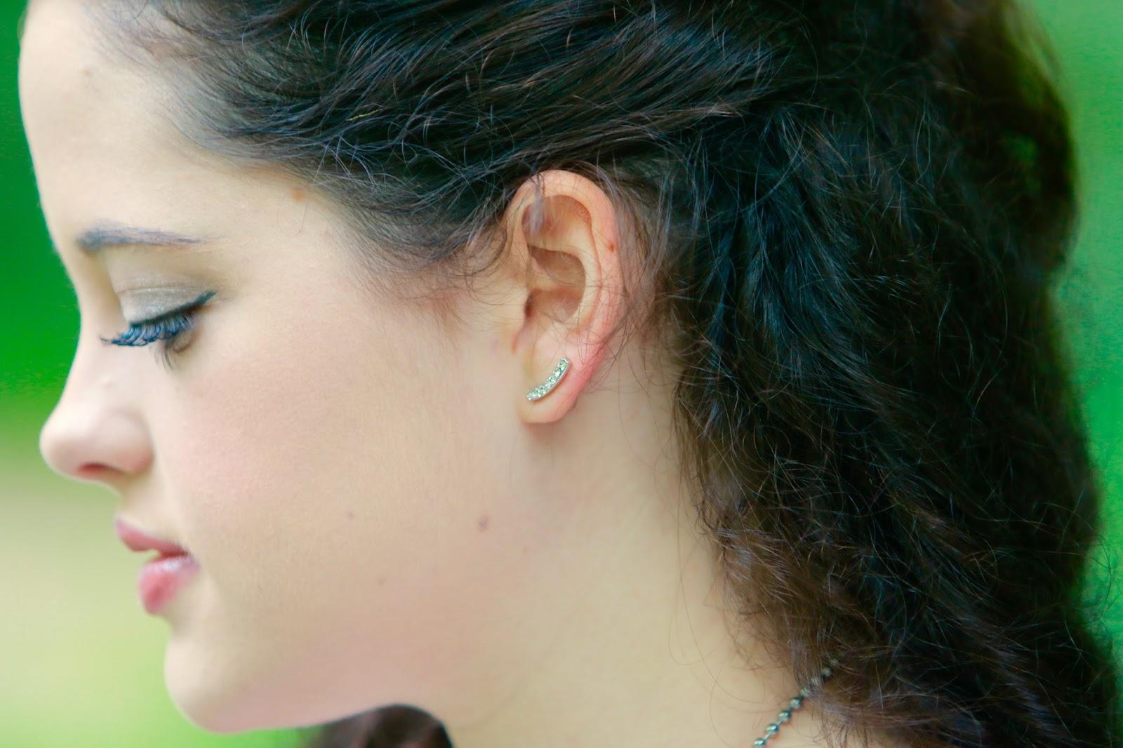 silver ear climber