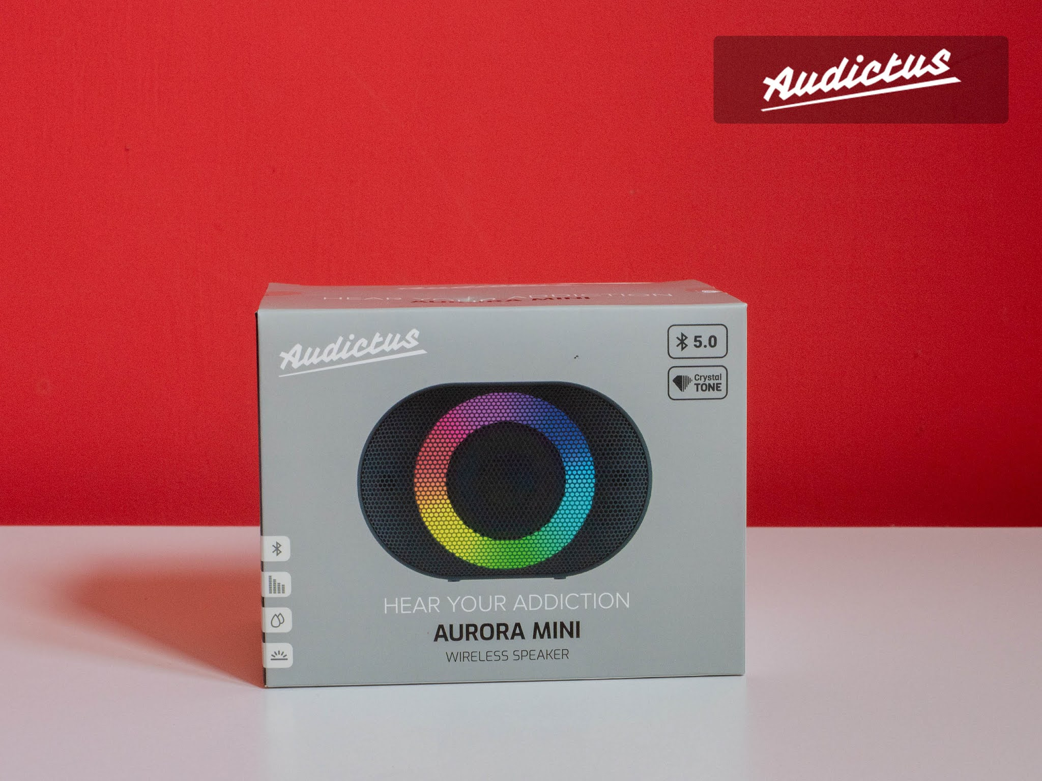 Audictus Aurora Mini pudełko
