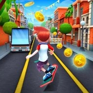 Download Bus Rush (MOD, unlimited coins) free on android