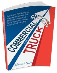 Commercial Truck Success Book, 2nd Ed. Worth a fortune. A silly bargain at $24.95, free shipping.