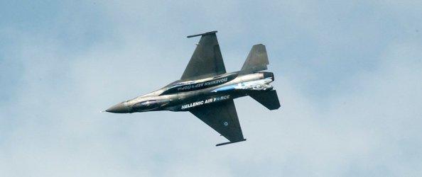 Γιάννενα: Πολεμική Αεροπορία - Πτήση Υψηλού Συμβολισμού Στην Ήπειρο