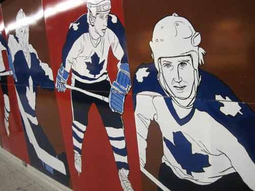 Hockey Knights in Canada.