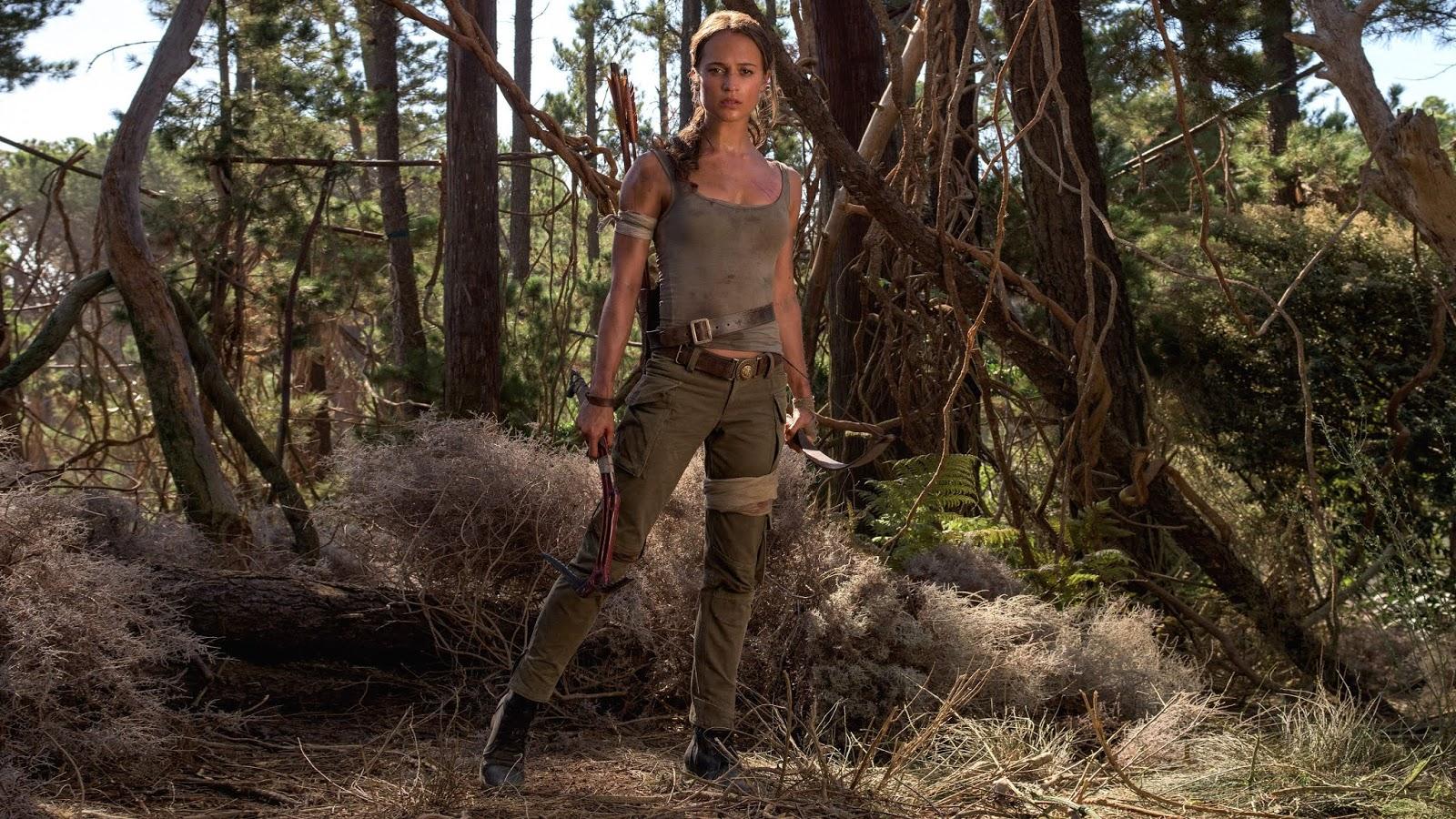 Bmovies Watch Tomb Raider 2018 Full Movie Online