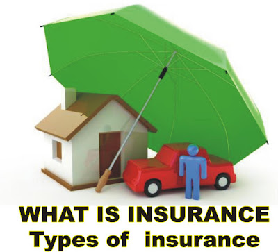 What is insurance, types of insurance | Principal of Insurance