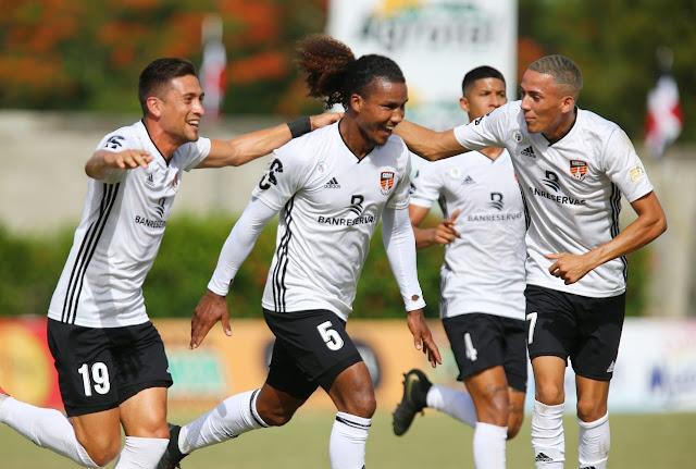 Cibao se lleva el partido de ida 0-2 Semifinal Apertura LDF 2019