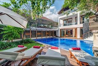 Cara me listing properti di Bali