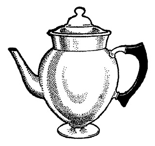 coffee pot digital download