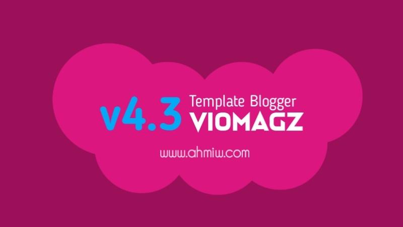 Template VioMagz v4.3.0