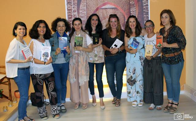 o grupo do clube de leitura livros à sexta