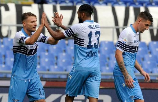 Lazio vs Olympic Marseille