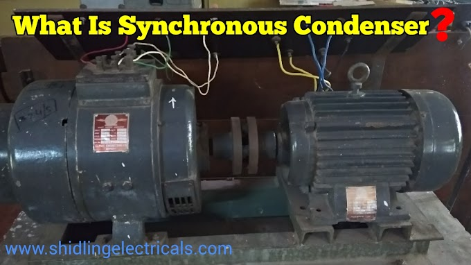 What Is Synchronous Condenser | Advantages | Applications Of Synchronous Condenser | Conclusion