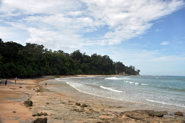 Sitapur Beach, Best Places to visit in Andaman & Nicobar