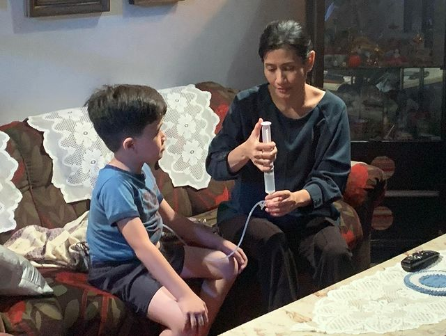 Pelakon I-Tanggang Mother Of All Lies