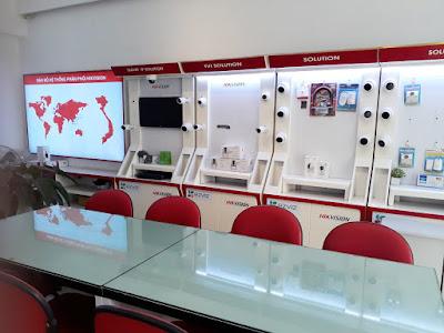 Lắp đặt camera chuyên nghiệp tại Quận Hồng Bàng Hải Phòng
