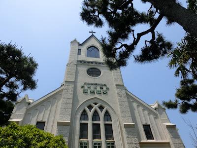 日本基督教団鎌倉教会会堂