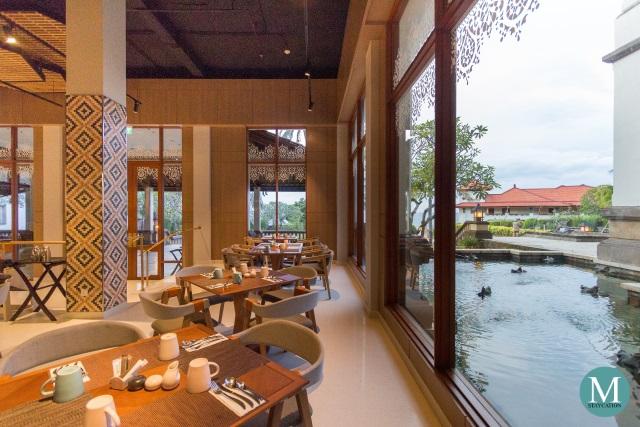Grain Restaurant at Hilton Bali Resort