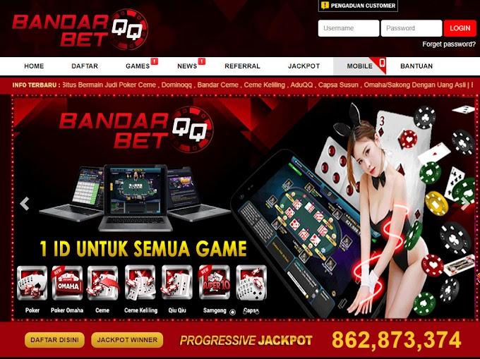 Situs Judi QQ Online Terpercaya Idn Poker