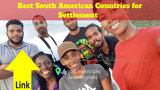 Best South American Countries for Settlement,Which South American country is the best