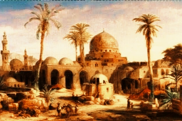 The birth of the Prophet Muhammad مولد النبي محمد