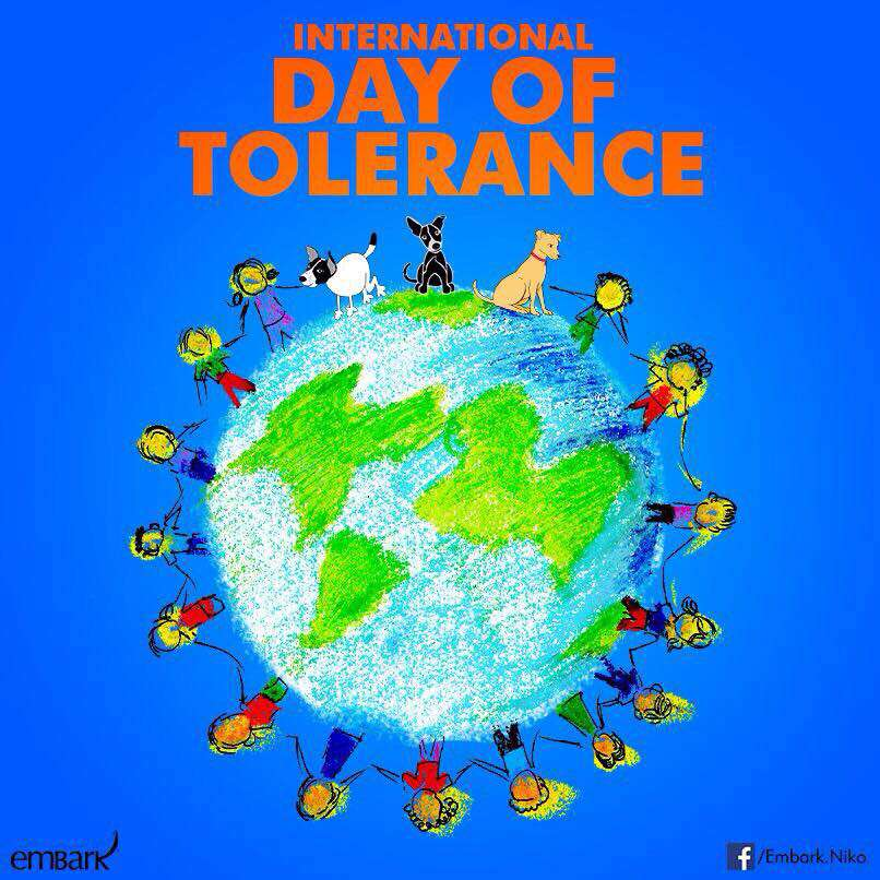 International Day For Tolerance Wishes pics free download